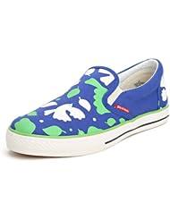 中国亚马逊: Dickies帝客男知更鸟图案帆布鞋,原价:¥399,现价:¥120