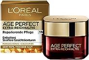 L'Oréal Paris 巴黎欧莱雅 Age Perfect 特浓麦卢卡蜂蜜保湿日霜,适用于干性肤质,