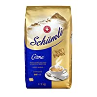 Schu?mli 奶油咖啡豆 1kg
