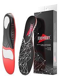 足底*足弓支撑鞋垫男女均适用鞋垫 - *鞋垫 - 平脚脚 - 跑步运动凝胶鞋鞋垫 X-S