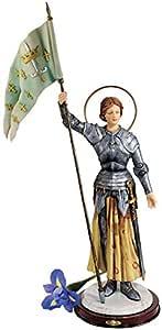 Design Toscano St. Joan of Arc Sculpture