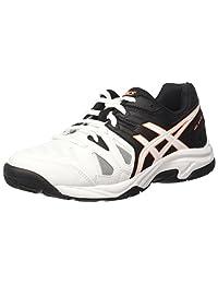 ASICS 男女通用儿童 Gel-Game 5 Gs 体操鞋