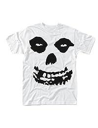 塑料头 Misfits All Over Skull 男式运动衫