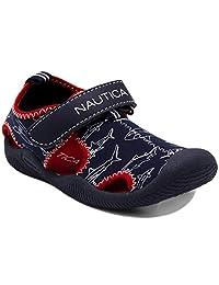 Nautica Kettle Gulf 保护水鞋,包头运动凉鞋(幼儿/小童) *蓝 10 M US Toddler