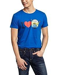 Minions 小黄人 BELLO CHINA 男式 短袖T恤 MMMATE15300 MAN