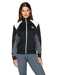 PUMA 女式复古运动夹克
