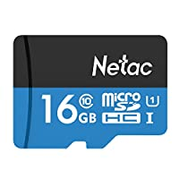 Netac/朗科P500 手机内存卡16G microSD高速tf卡16g 平板 导航 行车记录仪存储卡
