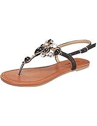 Top Moda Berry-9 凉鞋