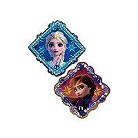 Minoda 《冰雪奇缘2》 徽章 小型 安娜&艾莎 D01Y1196