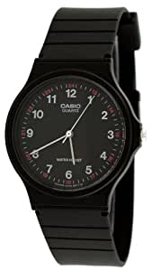 Casio 卡西欧 MQ24-1B 3 指针 模拟 防水手表