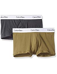 Calvin Klein 男式内裤现代棉质弹力内裤