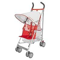 英国 Maclaren 玛格罗兰 Volo (银/ 橙色) 婴童伞车 (英国品牌 保税区发货)(包邮包税)