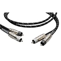 INAKUSTIK[INAKUSTIK]REPHANCE 系列・立体声RCA电缆 [1.2m/对] NF102R-1.2