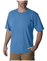 Walls 男士复古短袖棉环锭纱运动 T 恤