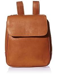 Piel Leather 翻盖平板电脑背包