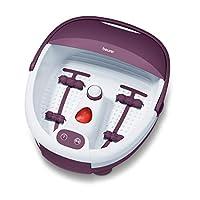 Beurer FB 21 脚下浴室,带脚反光区域按摩,脚踏系统附件和红外光