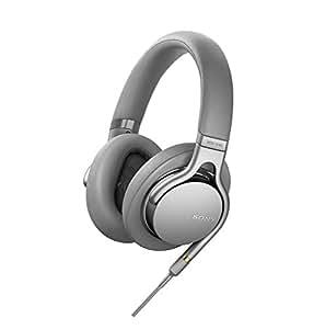 Sony - 1am2耳机 (High Resolution 音频, Beat Response Control, 超轻设计) 银白色