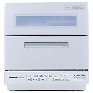 Panasonic 松下 除菌消毒烘干双层碗篮台式洗碗机 NP-TR1WRCN 珍珠白