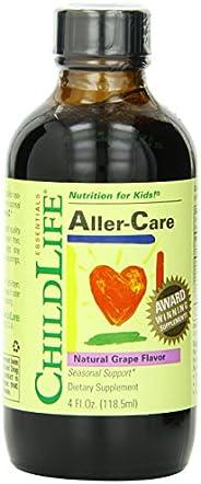 CHILDLIFE ESSENTIALS 抵御敏感(敏护)营养液,4盎司(约113.40克),118.5毫升