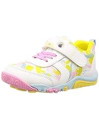 Carrot 运动鞋 学生鞋 防水 速干 魔术贴 14厘米~19厘米 有0.5厘米 儿童 CR C2247 白色 15.0 cm 2E
