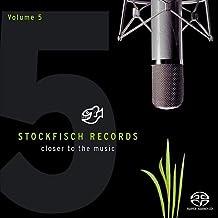 进口CD:老虎魚精选SACD第5辑 Stockfisch Closer To The Music Vol.5(CD) SFR35740152