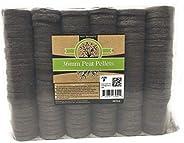 Root Naturally 36mm Peat Pellets - 200 粒