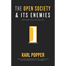 The Open Society and Its Enemies: New One-Volume Edition (English Edition)