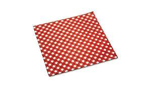 outset burger 篮护垫,红色条纹,24片装 红色