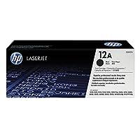 惠普HP 12A 黑色激光打印硒鼓