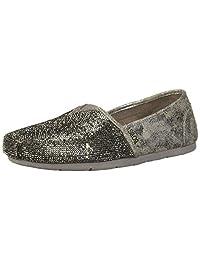 Skechers 斯凯奇 女士 Luxe Bobs-Tea Rose 帆布鞋