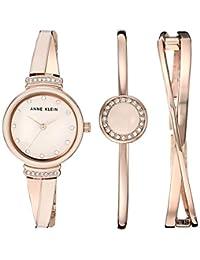 Anne KleinAK/3292LPST analog 合金 粉色 AK/3292LPST dress-watches