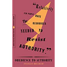 Obedience to Authority: An Experimental View (Perennial Classics) (English Edition)