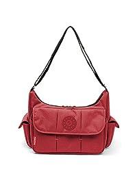 Fisher-Price Mama Bag+ACC,39 X 14 X 30.5 厘米,红色