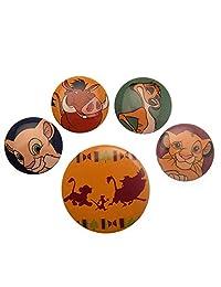 迪士尼徽章,多色,10 x 12.5 厘米