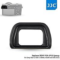 JJC 硅胶相机目镜*,适用于 SONY ILCE A6300 A6000 NEX-6 NEX-7 数码相机和 FDA-EV1S 电子取景器,可替换 SONY FDA-EP10