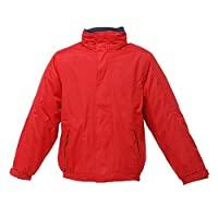 Regatta Dover 4X-Large Jacket - Classic Red/Navy