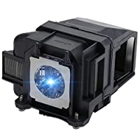 RICH LIGHTING 投影机灯泡 适用于 Epson ELPLP78 VS335W VS330 VS230 PowerLite 97 98 99W X17 S17 W18 955W 1263W 家庭影院 600 730HD 725HD 2030 EX3220 EX5230 替换 3LCD 投影机灯泡/灯泡