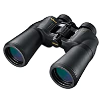 Nikon 尼康 Aculon A211 12 x 50 双筒望远镜 黑色