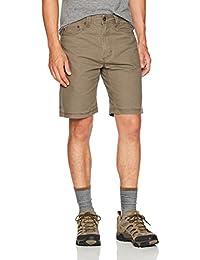 prAna 男士 Bronson 9 英寸内缝短裤
