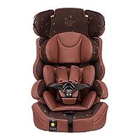 感恩 宝宝汽车儿童安全座椅 旅行者 9个月-12岁 巧克力色(供应商直送)
