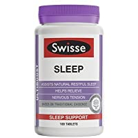 Swisse sleep 纯植物精华助眠片 100粒(澳洲品牌 香港直邮)(包邮包税)