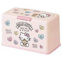 SKATER 斯凯达 口罩收纳盒 Hello Kitty 约收纳60片 MKST1