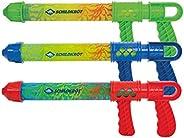 Schildkröt Funsports Aqua Blaster 水手枪,300 毫升水罐,40 厘米长,8 米范围,970236