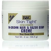 B&C Skin 紧固毛发和剃毛膏*效,2 盎司