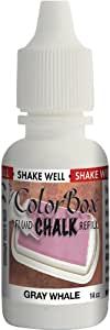 ColorBox Fluid Chalk Refill 14cc-Gray Whale