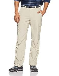 Columbia 哥伦比亚 男式 Cascades Explore 长裤 化石色 34 x 32