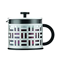 Bodum Eileen 茶壶,1.5 升 白色 11199-913