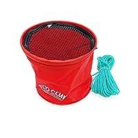 ECO CLUB(ECO CLUB) 水杯桶 EVA带水杯网DX 圆 21cm 红色 840412