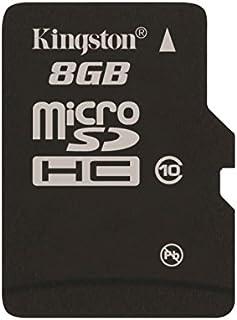 Kingston Digital Micro SDHC UHS-I Class 10 工业温度卡带 SD 适配器SDCIT/8GBSP  microSDHC 8GB