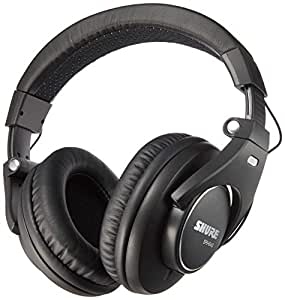 SHURE 耳机SRH840 专业录音室用 SRH840-A 【国内正品】